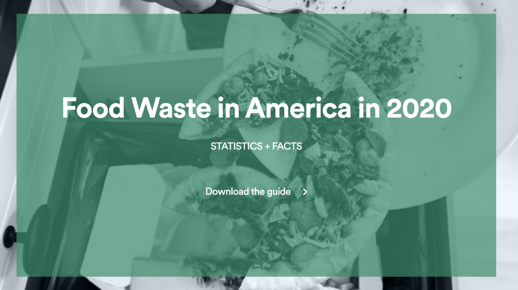 food waste in america 2020
