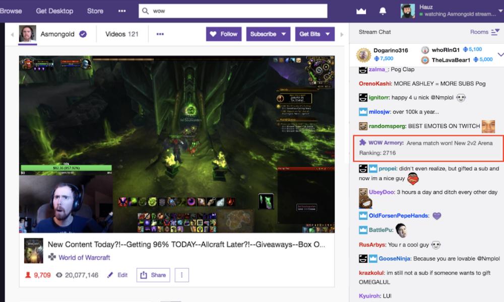 Twitch.tv community
