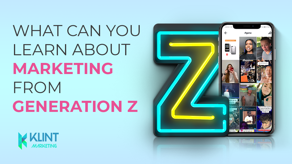 What Can You Learn About Marketing From Gen Z