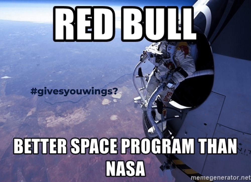 Red Bull's Stratos Jump.
