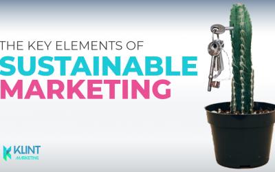 The Key Elements of Sustainable Marketing