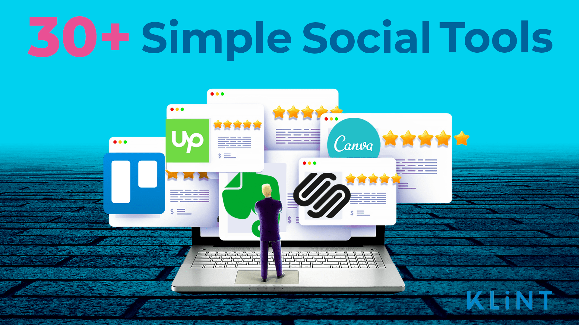 50 Simple Social Tools That Will Change Your Life