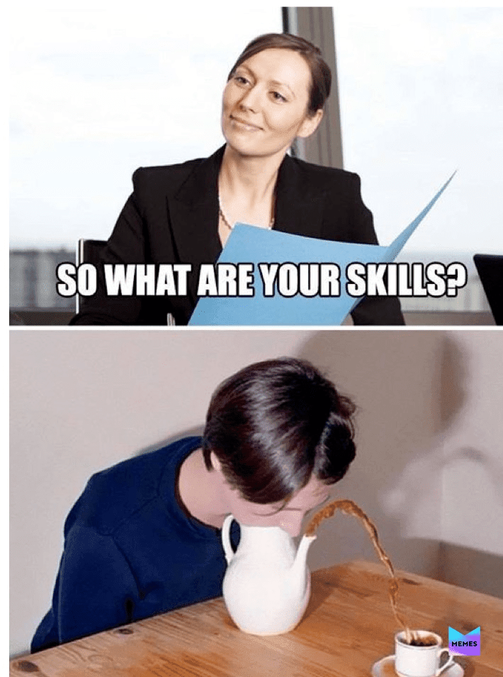 Skills for content writing