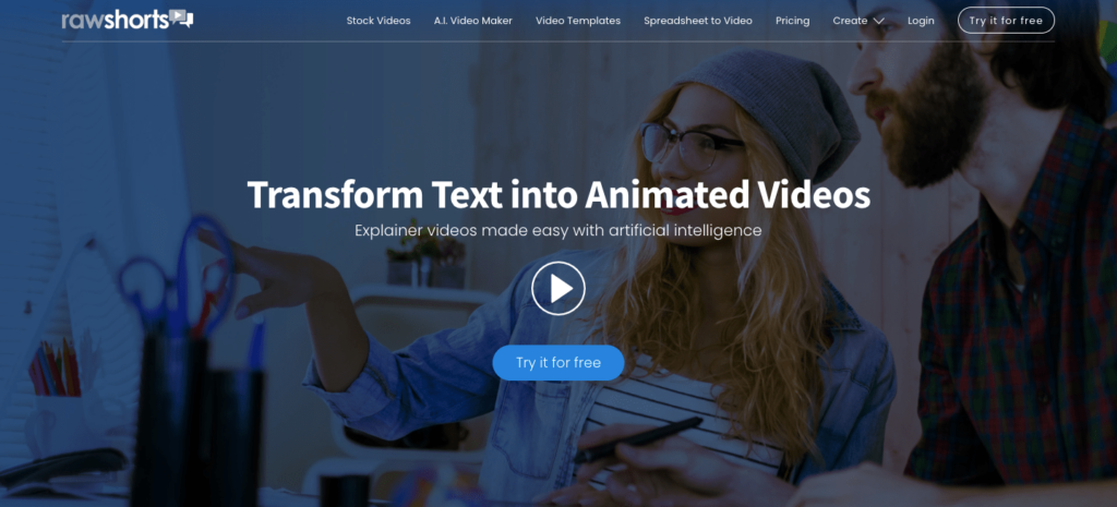 text to video tool