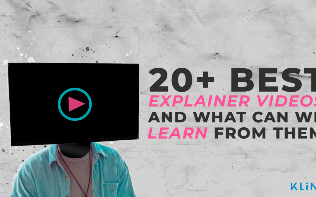 20+ BEST Explainer Video Examples