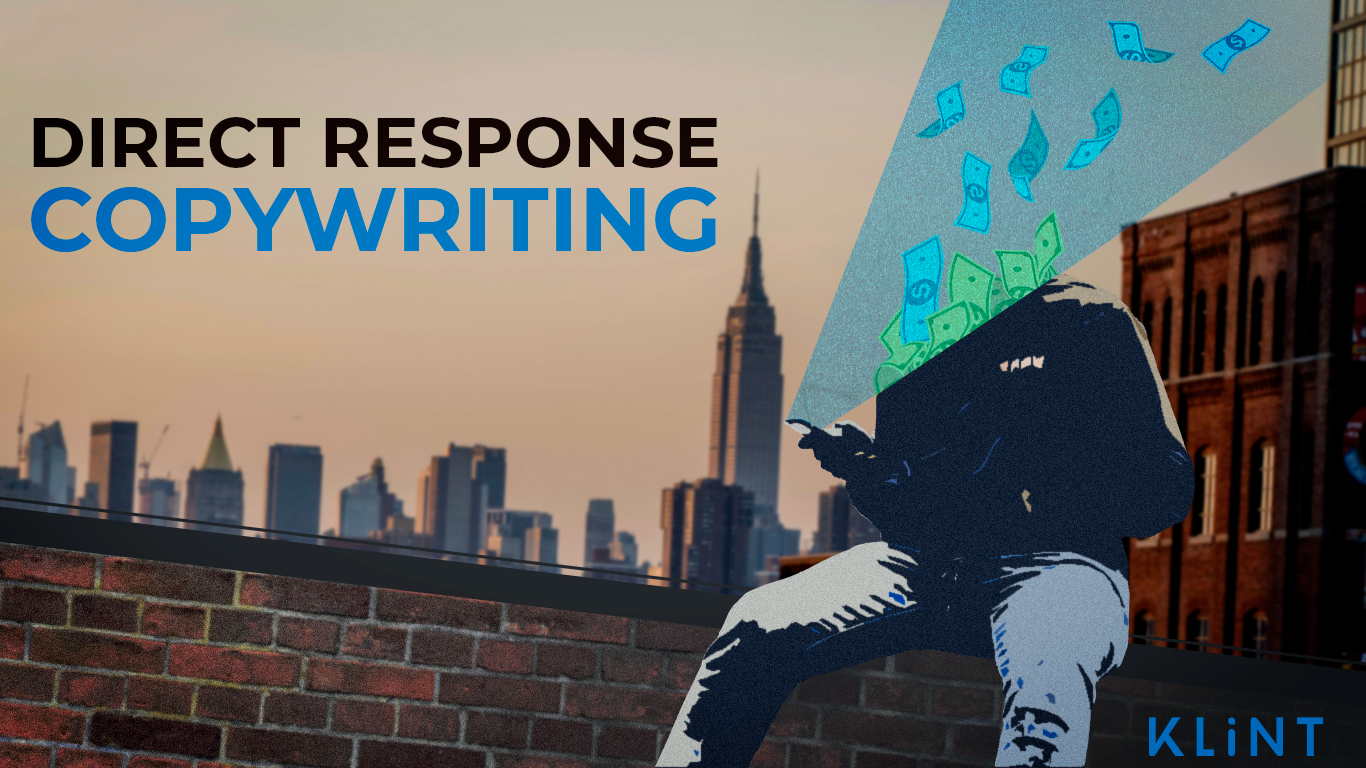 direct response copy writing