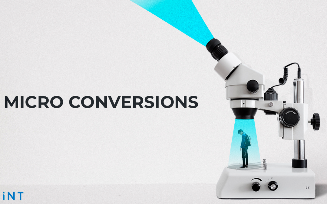 Micro Conversions: the untold truth about Conversion rate optimization.