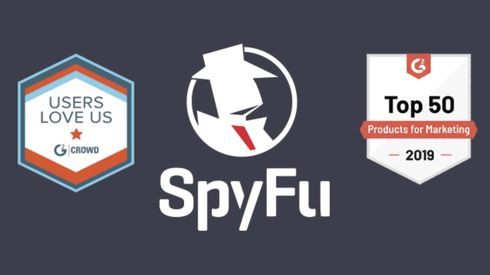 SpyFu SEO and keyword analysis tool
