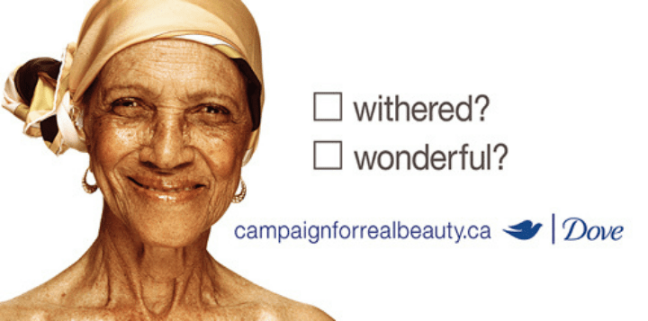 Dove Real Beauty campaign tikbox billboard