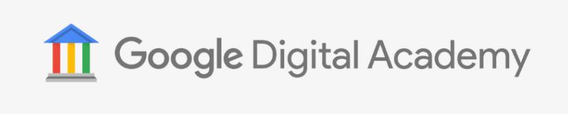 the google digital academy logo