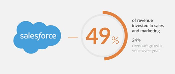 salesforce revenue