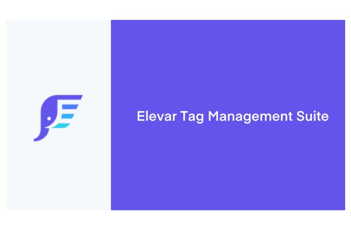 elevar tag management logo