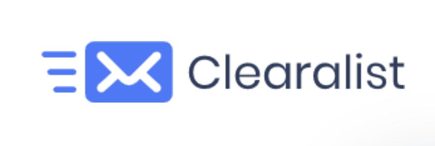 Clearalist logo