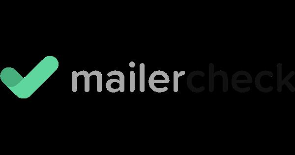 MailerCheck logo