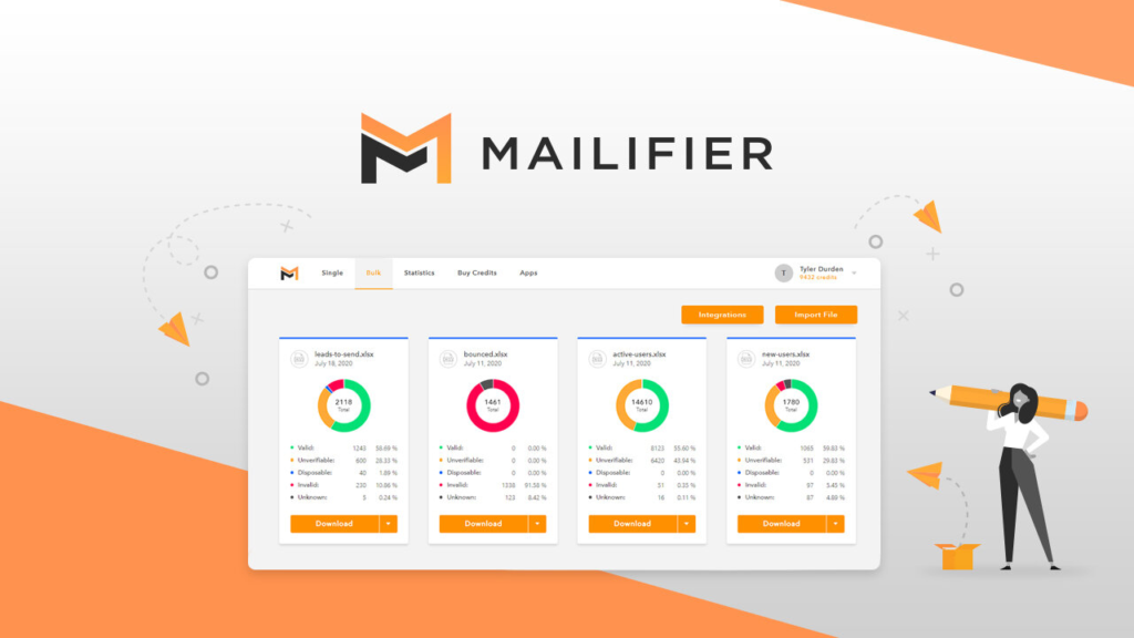 Mailifier features