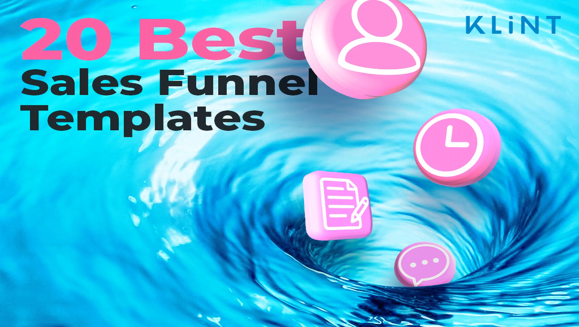 20 Best Sales Funnel Templates