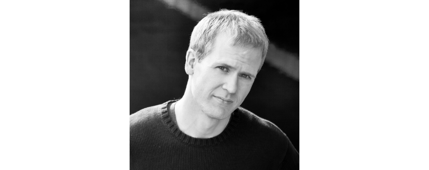 Black and white picture of Jon Loomer