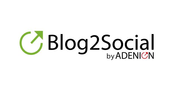 Blog2Social logo