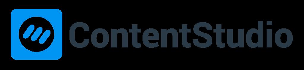 ContentStudio logo