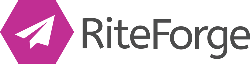 RiteForge logo
