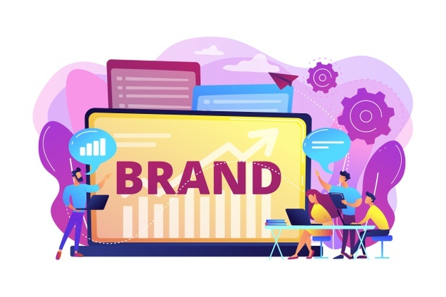 Illustration of creating an authentic brand.