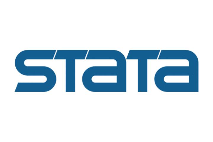 Stata blue sign