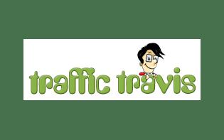 Traffic Travis green sign