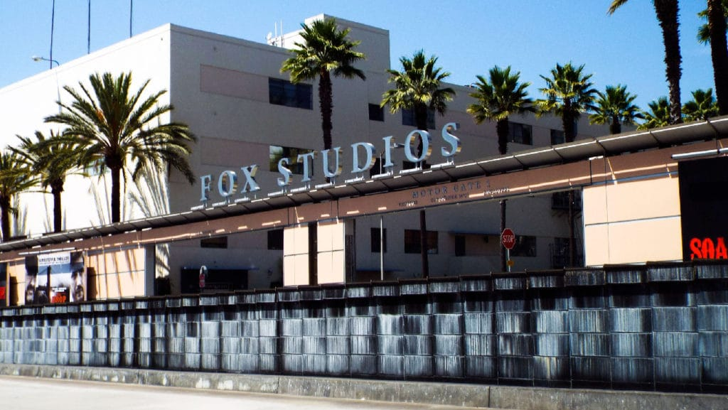 20th Century Fox Studios. A company that proved to be recession proof.