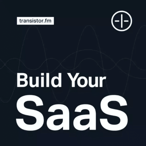 """This image has """"Build your SaaS"""" written on black background."""